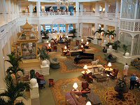 Disney's Grand Floridian Resort for Honeymoons