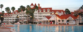 Disney's Grand Floridian Resort - Perfect for Honeymoons